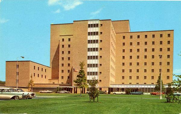 April 19 1964 Forsyth Memorial Hospital Dedication
