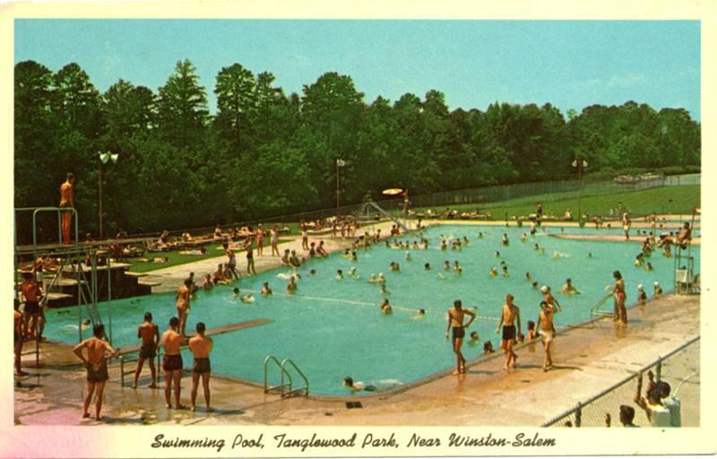 Tanglewood Pool Winston Salem