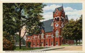 Brown Memorial Church