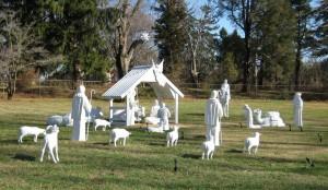 Nativity figures-Children's Home