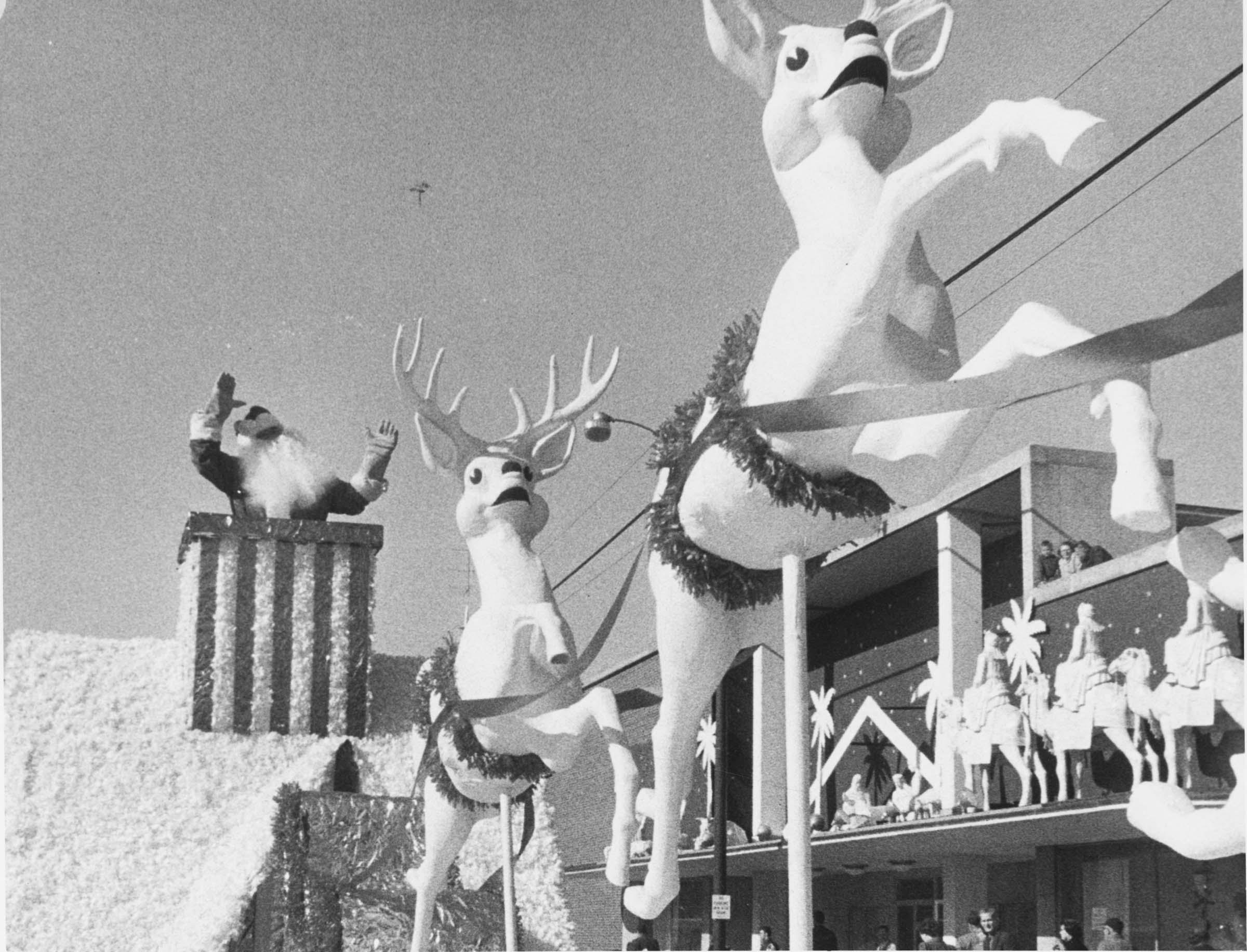 Christmas Memories in Winston-Salem: Part 1 - Winston-Salem