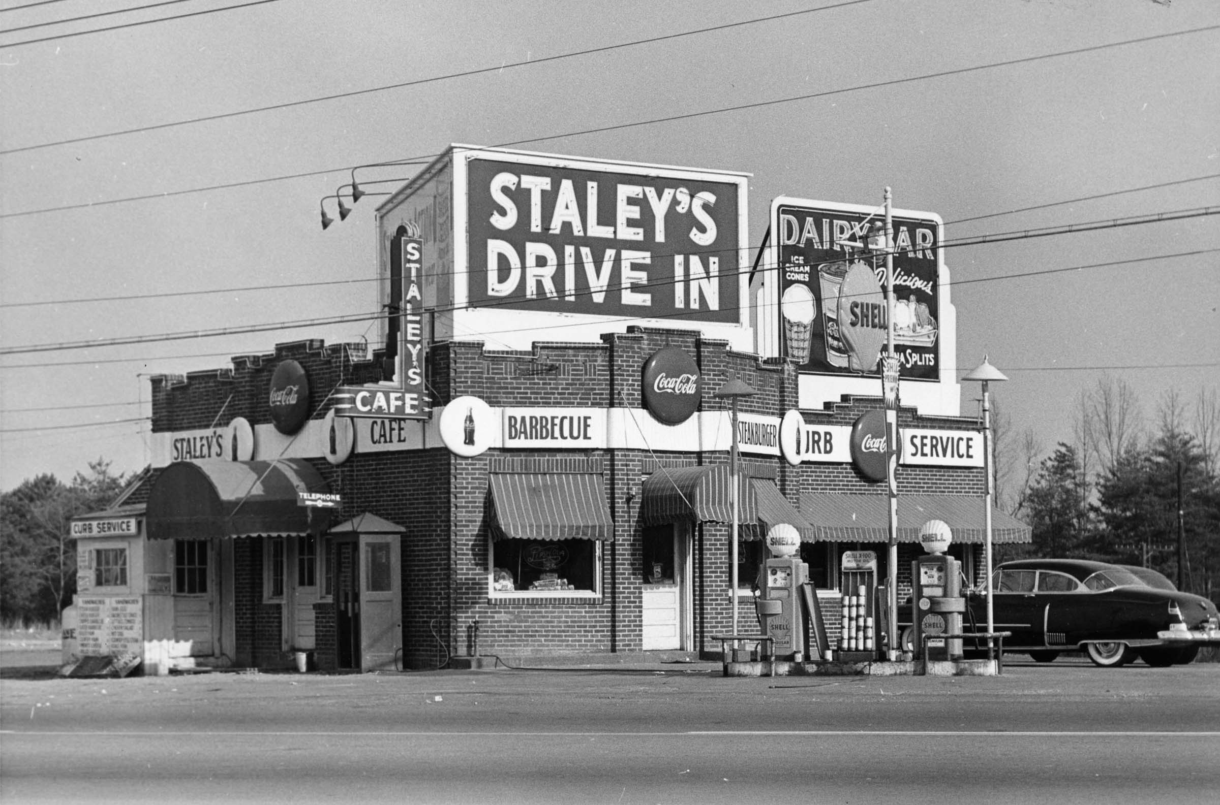Staley S Restaurants On Reynolda Road Winston Salem