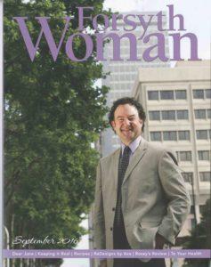 Forsyth Woman September Cover