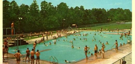 1955 archives winston salem for Kimberley park swimming pool winston salem nc